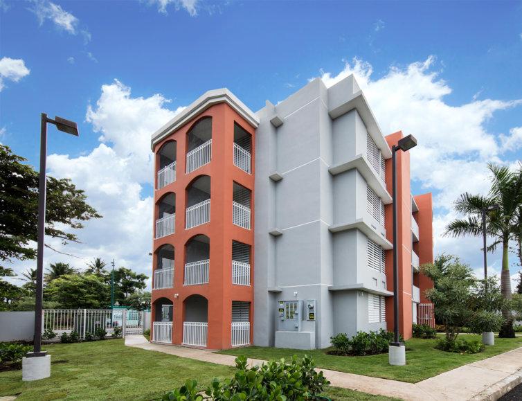 Roberto Clemente Apartments
